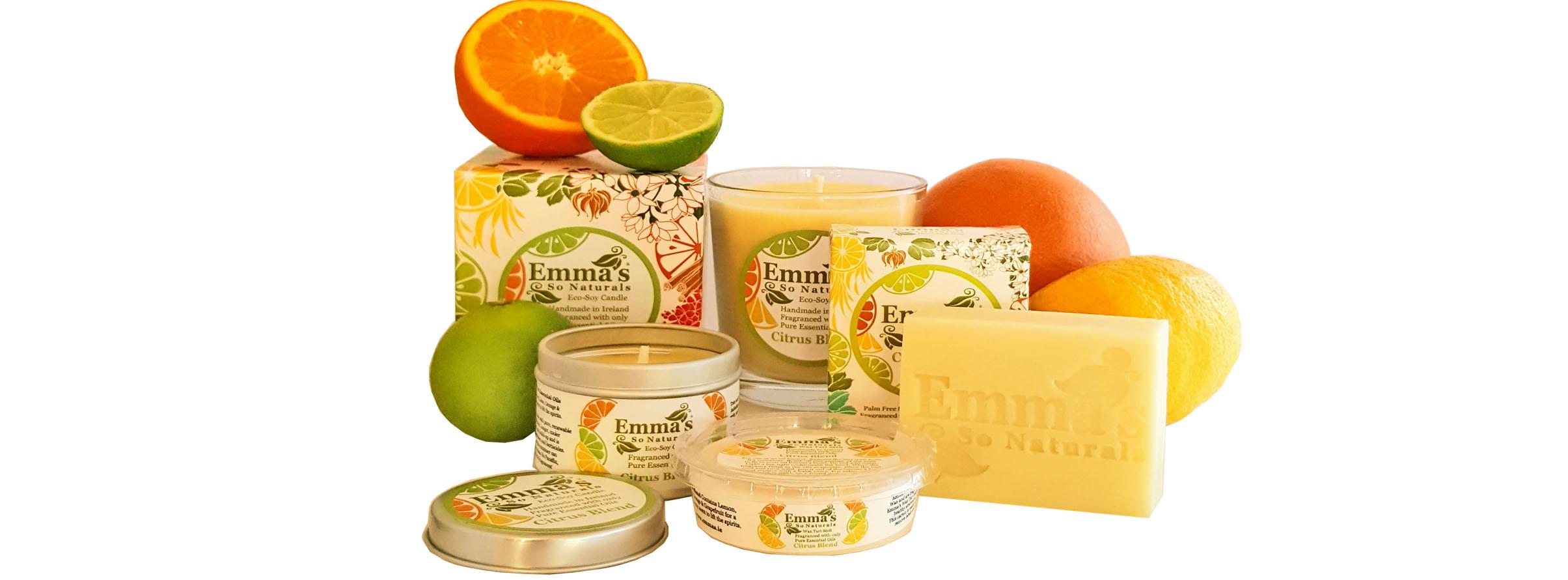 Banner Emma's Citrus Collection