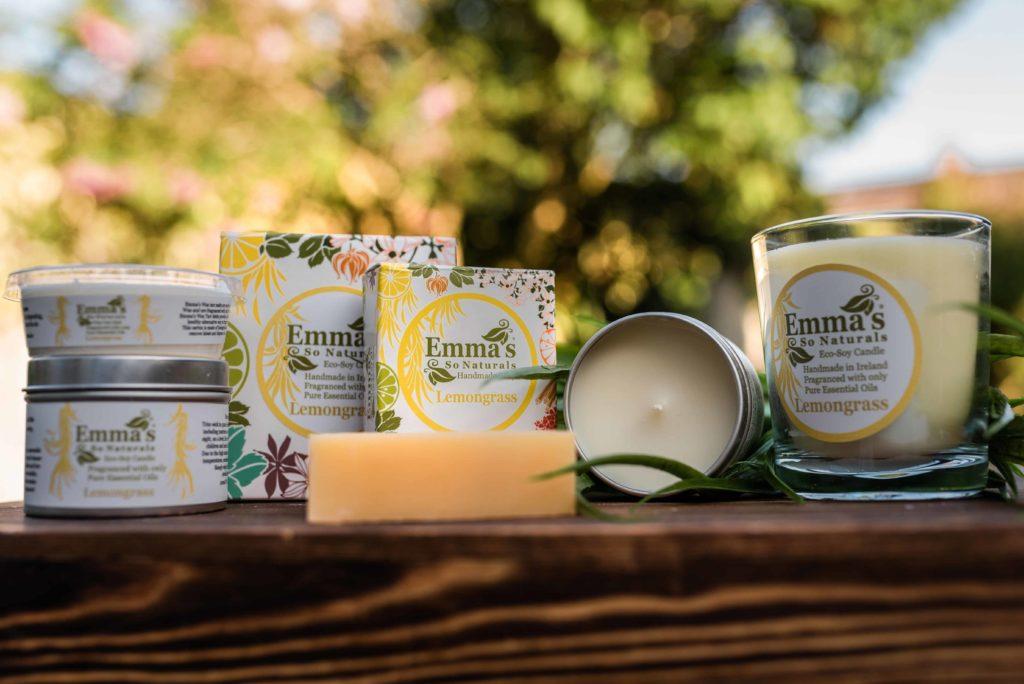 Emma's So Naturals Lemongrass Collection