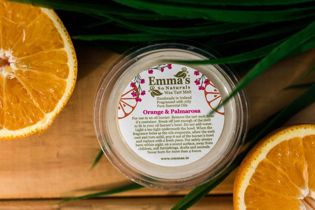 Emma's Orange & Palmarosa Melt
