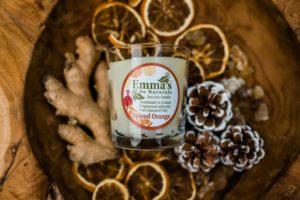 Emma's Spiced Orange Tumbler