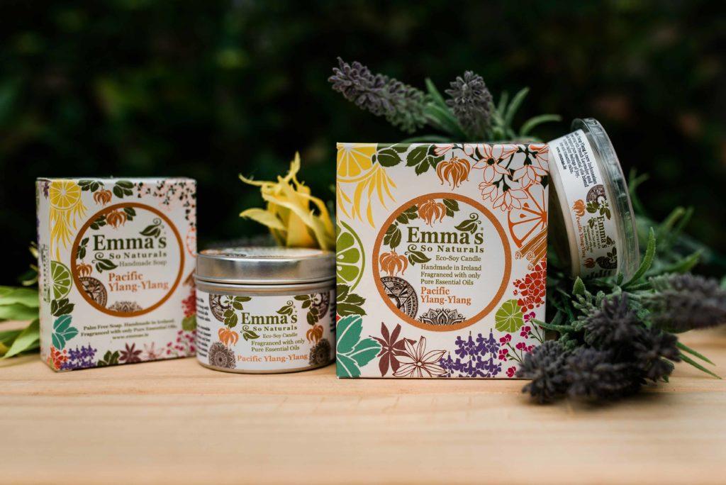 Emma's So Naturals Ylang Ylang Collection