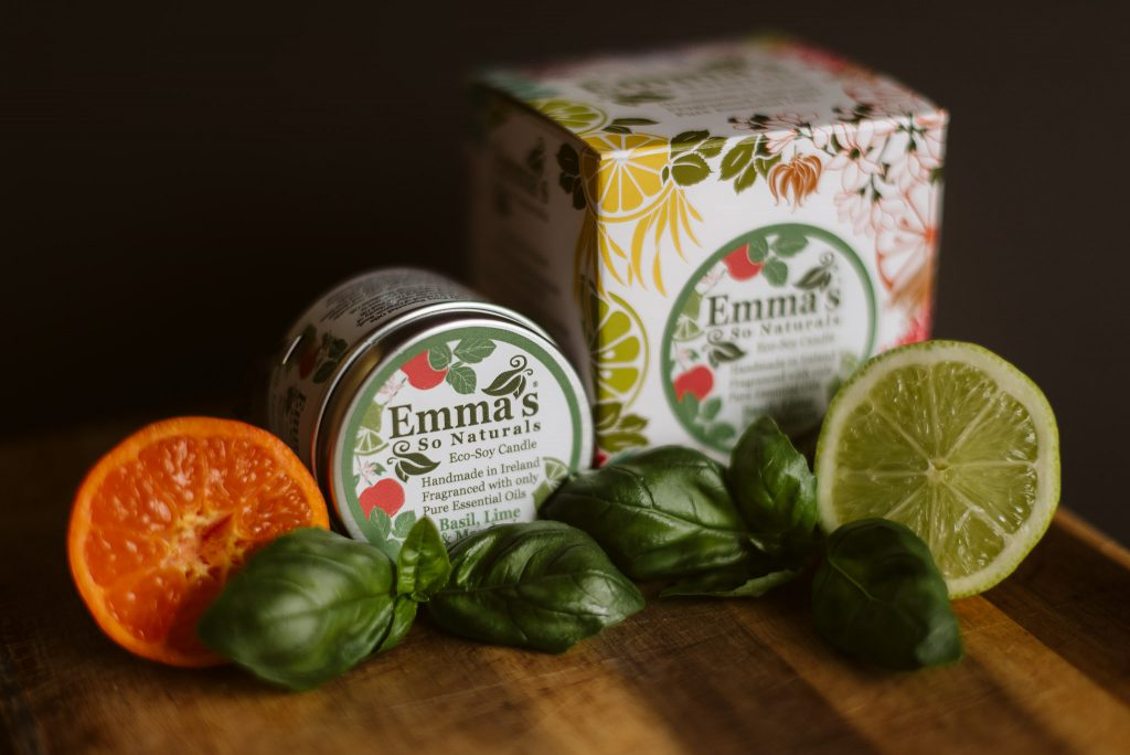 Focus on Fragrance: Basil, Lime & Mandarin