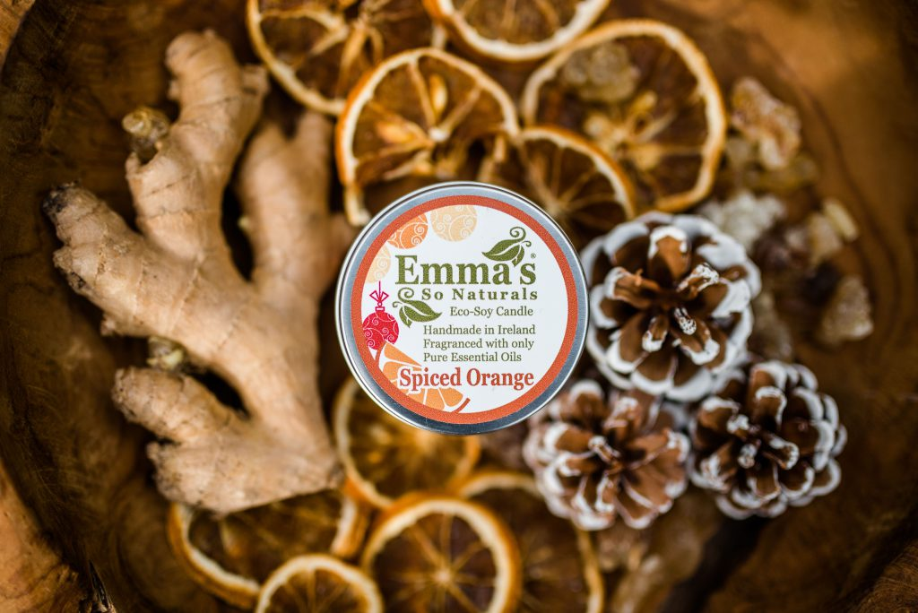 Focus on Fragrance: Spiced Orange