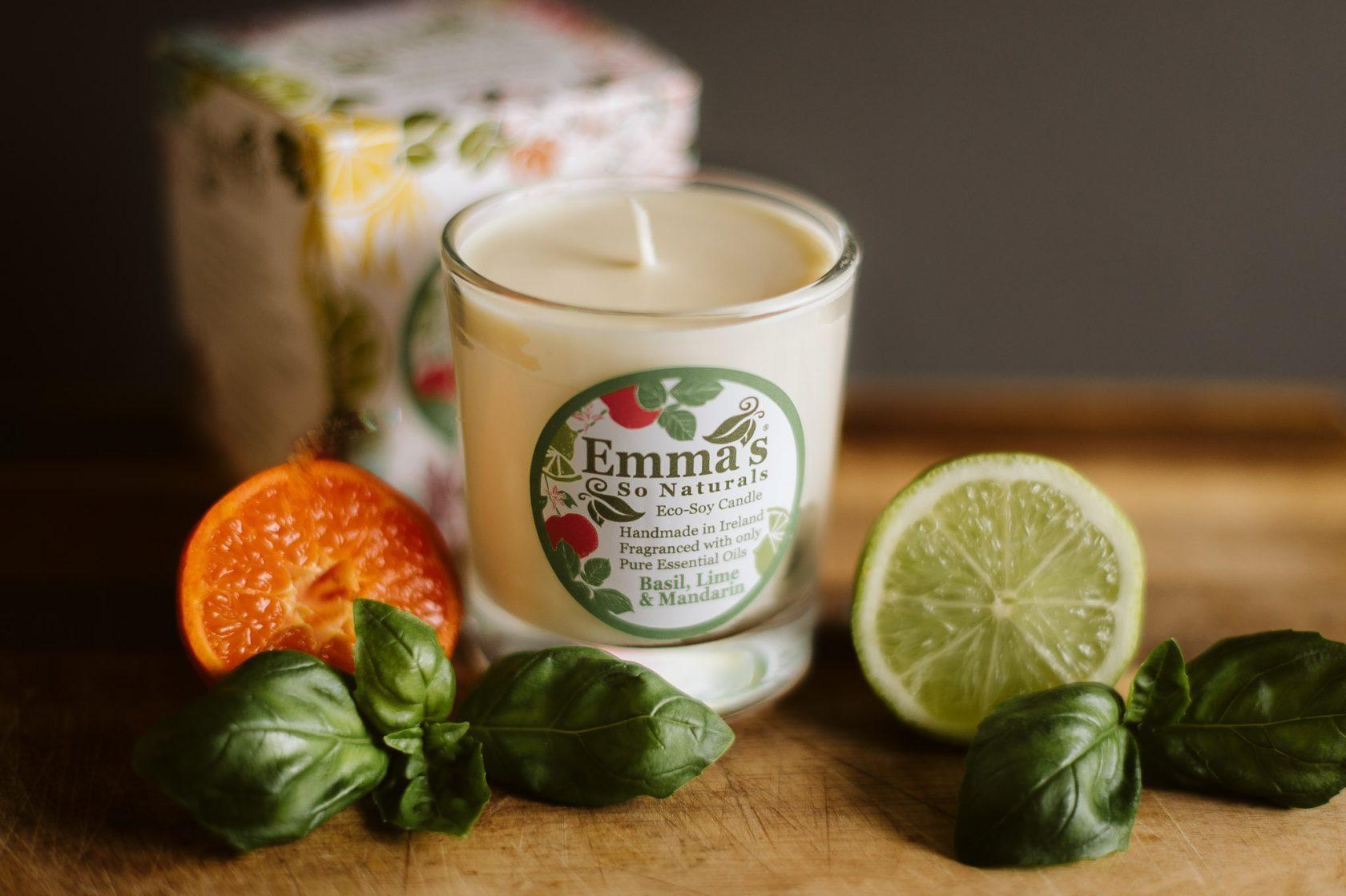 Emma's So Naturals Eco-Soy Candles