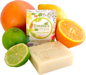 Emma's So Naturals Citrus Blend Soap