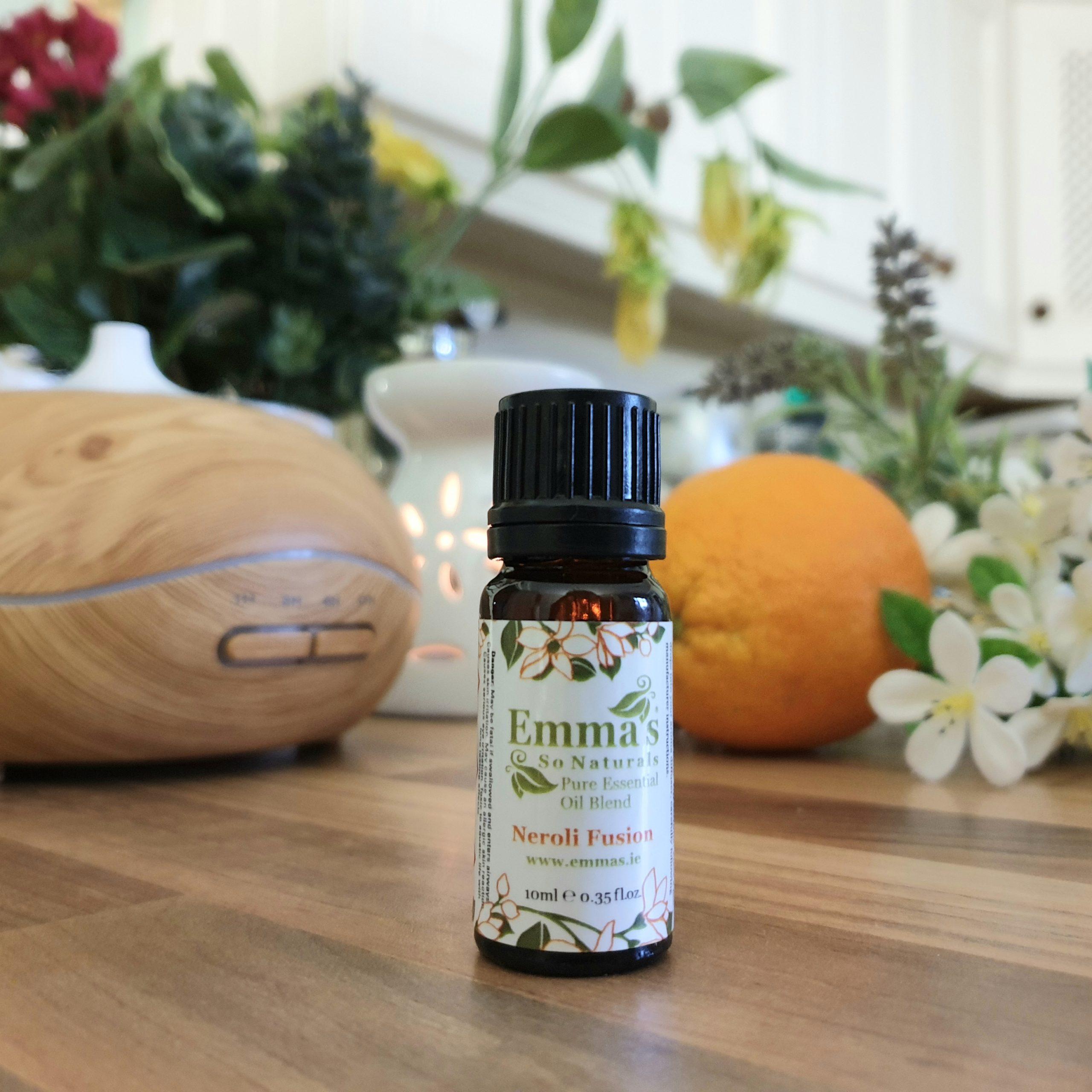 Emma's So Naturals Neroli Fusion Oil
