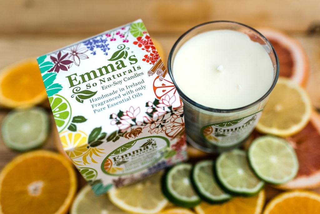 Emma's So Naturals Citrus-Blend Tumbler & Box