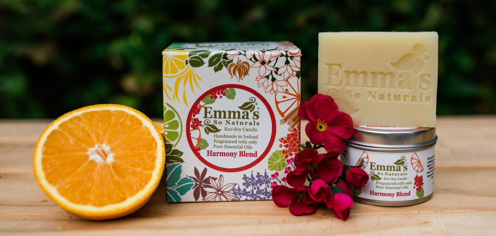 Emma S So Naturals Eco Soy Candles